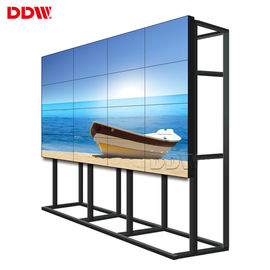 Dinding Video LCD LG DDW Seamless 49 Inch Dengan Daisy Chain Processor Anti Glare
